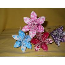 Flores Kusudama Origami