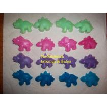 Dinosaurios De Jabón - 50 Unidades - Para Nenes, Cumpleaños