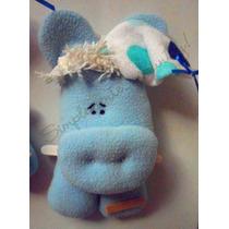 Muñecos Country - Hipopótamos Souvenirs! Nacimiento, 1er Año