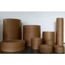 Potes De Carton Redondos De 1/2 Kg. X 20 Unidades
