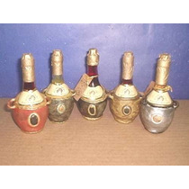 Souvenir Mini Botella, Tipo Vasija
