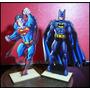 20 Souvenirs Batman-superman-hulk Y Más + Central Regalo