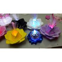 Flores Chicas Led Para Decorar O Souvenirs Con Pilas X1