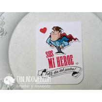 Tarjeta Para El Día Del Padre Super Original