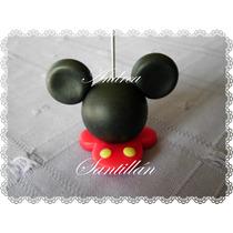 Souvenirs Portamensaje /foto Minnie Mouse Mickey Mouse