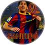Kit Imprimible Messi Barcelona Fútbol Candy Bar Golosinas