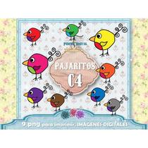 Imagenes Aves 9 Png Jpg Pajaritos Clipart Diseño Maestras