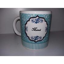 Tazas Personalizadas Ceramica Dia De La Madre Precio Unidad