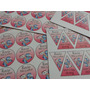 Plancha De Stickers Para Golosinas Personalizadas
