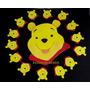 10 Caritas Personajes Infantiles:minnie, Mickey,...