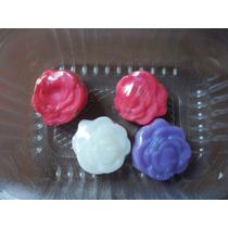 Rosas De Jabón Por Mayor, X 50 Atención Spa, Ctros Estética
