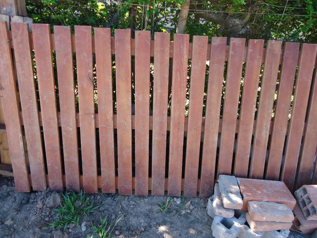 Cercos de madera todo para jardines y exteriores en - Puertas de madera para exterior ...