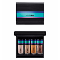 Mac - Kit Pigmentos Gold Irrestistible Charming Coleccion