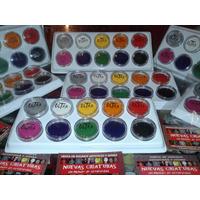 Kit Maquillaje Artístico Profesional Paleta, Pinceles,gibre
