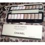Paleta Original Maquillaje Chanel De 10 Sombras Tono Nro. 04