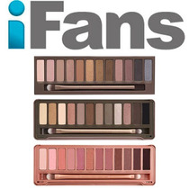 Paleta Sombras Generica Naked 1 2 3 Con Primer Potion Ifans