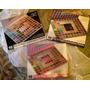 Paleta Sombra Profesional 98 Colores Satinados Y Mate Eeuu!