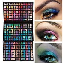 Paletas Sombras Maquillaje Profesional 252 Tonos Importadas