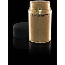 Mac - Pigmento Sombra Old Gold ( Dorado Reflejos Verdes )