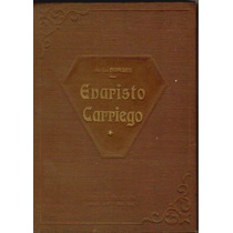 Evaristo Carriego Jorge L. Borges 1era Edición