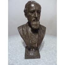 Busto Julio A Roca Obra De Gaston Veuvenot Leroux