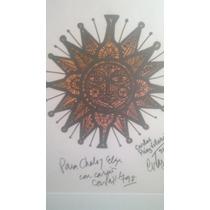 Carlos Paez Vilaro Serigrafia Firmada Y Dedicada