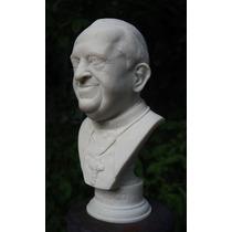 Busto Del Papa Francisco, Jorge Bergoglio
