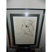 Litografia De Raúl Alonso Nº 369/400