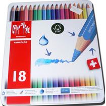 Lapices Color Carandache Fancolor X 18 ( 11540 )