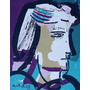 Arte Argentino Abstracto : Del Prete, J - Serigrafía Firmada