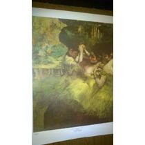 Litografia De Edgar Degas - Envíos A Todo El País