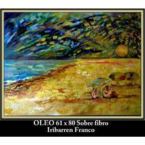 Oleo Expuso Berni-soldi -forte: Iribarren Franco-