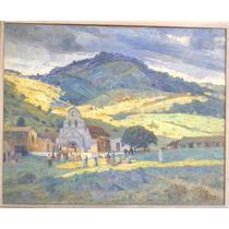 Jose Roig, Oleo Sobre Tela. Original, Firmado