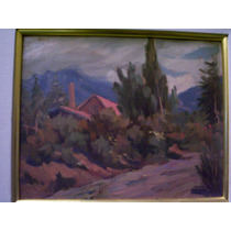 Oton Ringer, Bariloche, Obra Fechada 1974