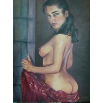 Gio Di Cianni,s Ensual Desnudo, 50 X 70 Aprox. 2005