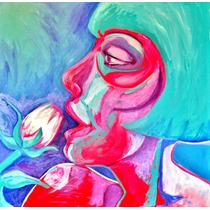 Cuadro Original Pintura Lienzo