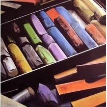 Cuadro Original De Camilo Lucarini - Caja De Pasteles