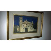 Cuadro Recoleta.iglesia Del Pilar