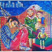 Arte Argentino Cuadro Original Pintura Arte Coleccionistas