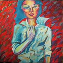 Cuadro Original Pintura Arte Coleccionistas
