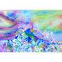 Cuadro Abstracto Oleo Sobre Tela 100 X 70 Eva Frank Nuevo