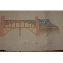 Lamina De Puente Año 1929