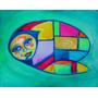 Arte Argentino Cuadro Original Pintura Decoración Hogar