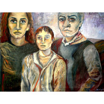 Óleo Pintura Arte Argentino Coleccionistas Cuadros