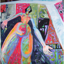 Cuadro Original Óleo Pintura Arte Argentino Coleccionistas