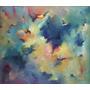 Cuadro Acrílilico Orig 70 X 60 Esencialismo Pintura Abstract