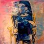 Cuadro Arte Decorativo De Picasso Version Por Jorge Calvo