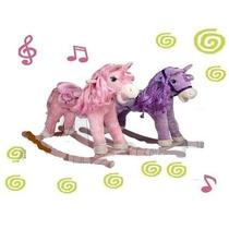 Caballo Mecedor Princess - Pony - Sonido Real - Mecedora