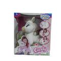 Pony Candy Interactivo Con Cepillo Y Zanahoria