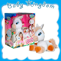 Pony Candy Emotion Pets Interactivo.jugueteria Baby Kingdom